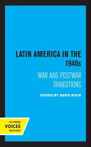 Latin America in the 1940s