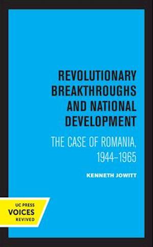 Revolutionary Breakthroughs and National Development