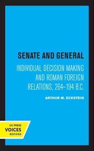 Senate and General