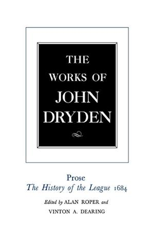 Works of John Dryden, Volume XVIII af John Dryden
