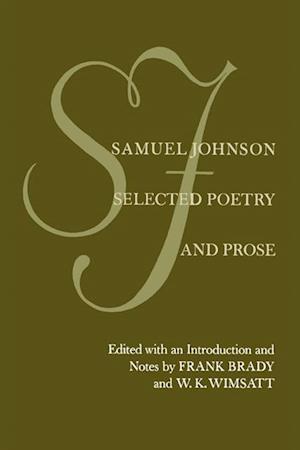 Samuel Johnson af Frank Brady, William Wimsatt