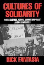 Cultures of Solidarity af Rick Fantasia