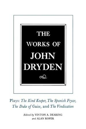 Works of John Dryden, Volume XIV af John Dryden