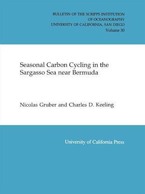Seasonal Carbon Cycling in the Sargasso Sea Near Bermuda af Nicolas Gruber, Charles D. Keeling