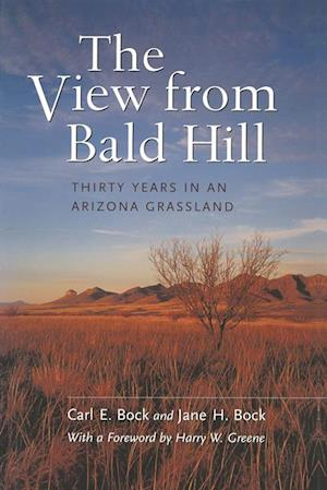 View from Bald Hill af Carl E. Bock, Jane H. Bock