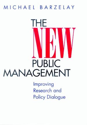 New Public Management af Michael Barzelay