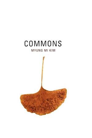 Commons af Myung Mi Kim