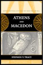 Athens and Macedon af Stephen V. Tracy