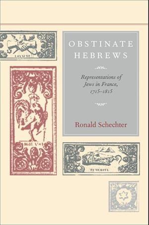 Obstinate Hebrews af Ronald Schechter