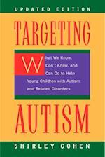 Targeting Autism af Shirley Cohen