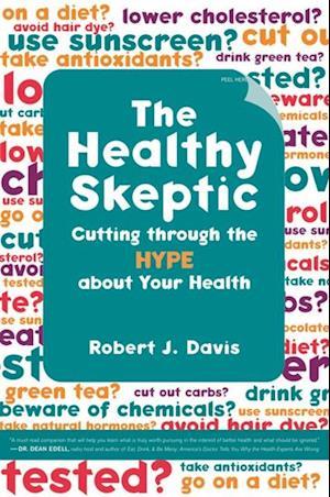 Healthy Skeptic af Robert Davis