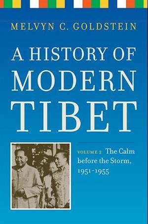 History of Modern Tibet, volume 2 af Melvyn C. Goldstein