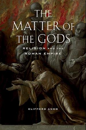 Matter of the Gods af Clifford Ando