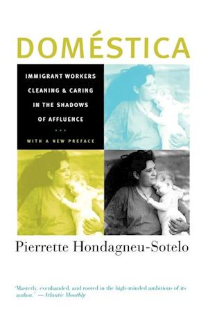 Domestica af Pierrette Hondagneu-Sotelo