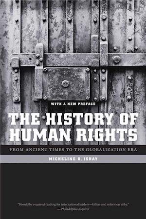History of Human Rights af Micheline Ishay