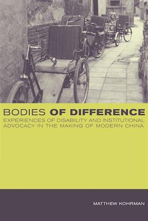 Bodies of Difference af Matthew Kohrman