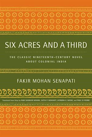 Six Acres and a Third af Fakir Mohan Senapati