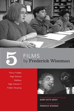 Five Films by Frederick Wiseman af Frederick Wiseman
