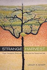 Strange Harvest af Lesley A. Sharp