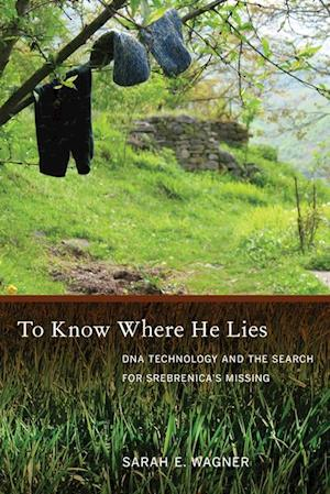 To Know Where He Lies af Sarah Wagner