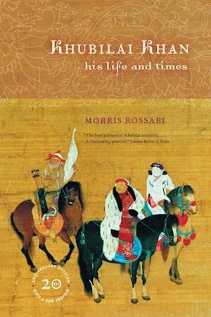 Khubilai Khan af Morris Rossabi