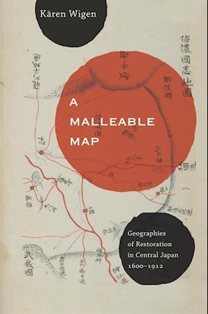 Malleable Map af Karen Wigen