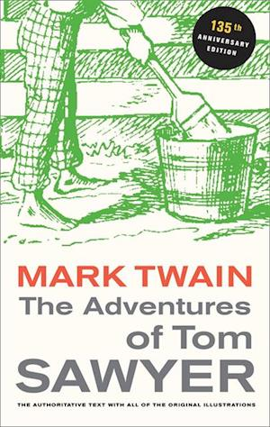 Adventures of Tom Sawyer af Mark Twain