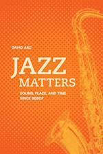 Jazz Matters af David Ake