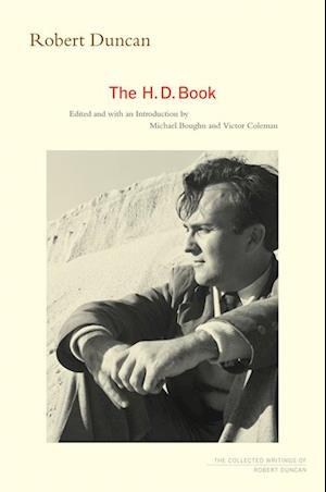 H.D. Book af Robert Duncan