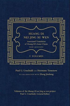 Huang Di Nei Jing Su Wen af Hermann Tessenow, Paul U. Unschuld