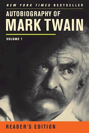 Autobiography of Mark Twain af Mark Twain