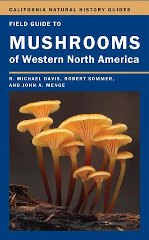 Field Guide to Mushrooms of Western North America af Mike Davis, Robert Sommer, John Menge