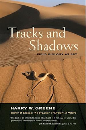 Tracks and Shadows af Harry W. Greene