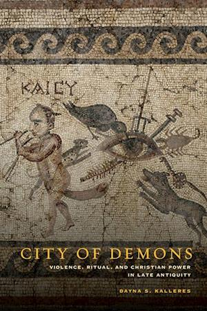 City of Demons af Dayna S. Kalleres