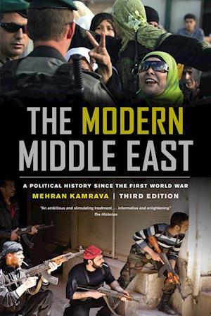 Modern Middle East, Third Edition af Mehran Kamrava
