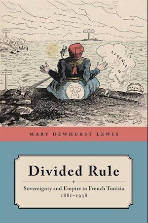 Divided Rule af Mary Dewhurst Lewis