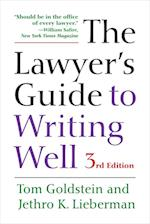 Lawyer's Guide to Writing Well