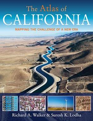 Atlas of California af Richard A. Walker, Suresh K. Lodha