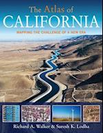 Atlas of California af Richard A. Walker, Suresh K. Lodha