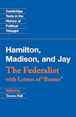 The Federalist af John Jay, James Madison, Alexander Hamilton