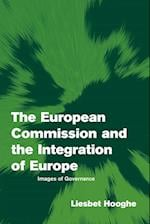 The European Commission and the Integration of Europe af Liesbet Hooghe