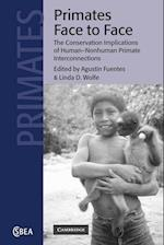 Primates Face to Face af C G Nicholas Mascie taylor, Kenneth M Weiss, Linda D Wolfe