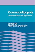 Cournot Oligopoly: Characterization and Applications