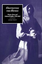 Contesting the Gothic af James Watt, Marilyn Butler, James Chandler