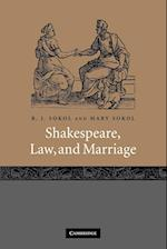 Shakespeare, Law, and Marriage af Mary Sokol, B. J. Sokol