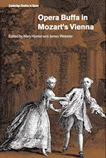 Opera Buffa in Mozart's Vienna af Tim Carter, Paul Robinson, James Webster