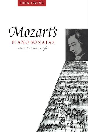 Bog paperback Mozart's Piano Sonatas af John Irving