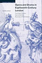 Opera and Drama in Eighteenth-Century London af Ellen Rosand, Ian Woodfield, John Deathridge