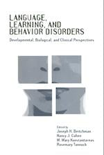 Language, Learning, and Behavior Disorders