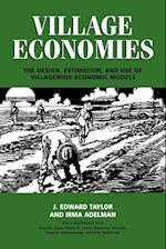 Village Economies: The Design, Estimation, and Use of Villagewide Economic Models af J. Edward Taylor, Irma Adelman, Taylor J. Edward